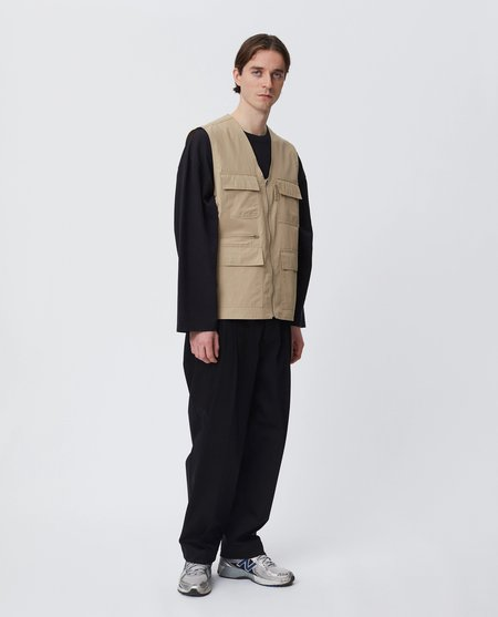 mfpen Supply vest - beige