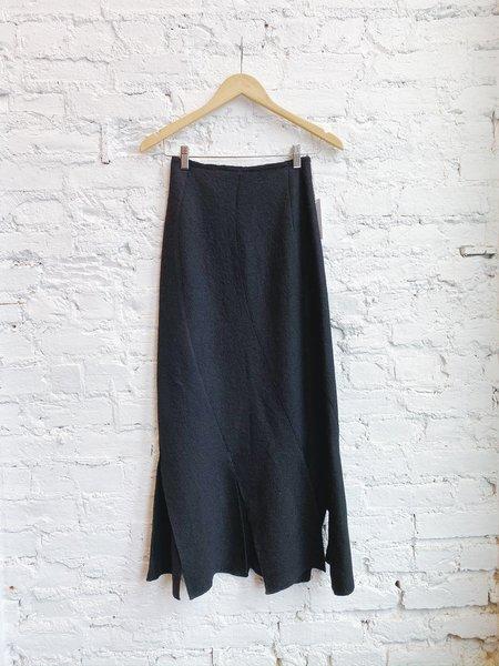 Grind and Glaze Linear Skirt - Black