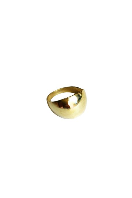 Tiffany Kunz Bold Basin Ring - Gold