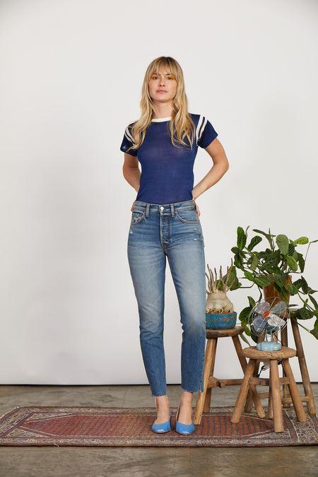 BOYISH The Billy High Rise Skinny Jean
