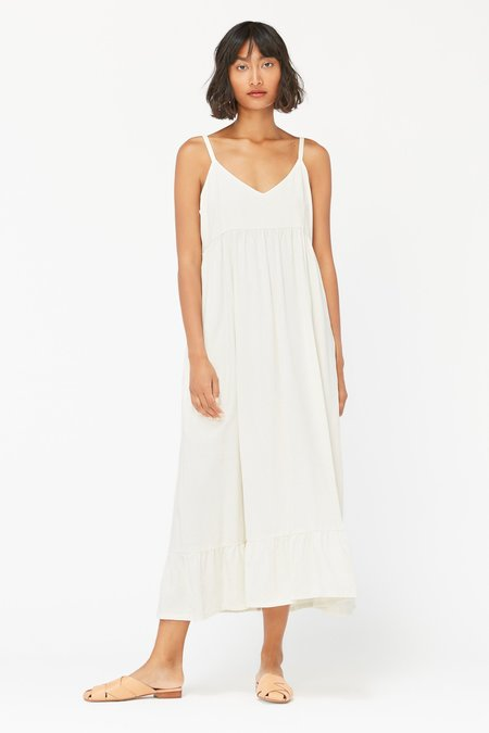 Lacausa Indio Dress - Natural Silk