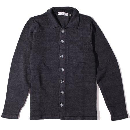 Inis Meáin Shirt Jacket - Grafite