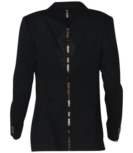 Maurizio Miri Jacket - Black