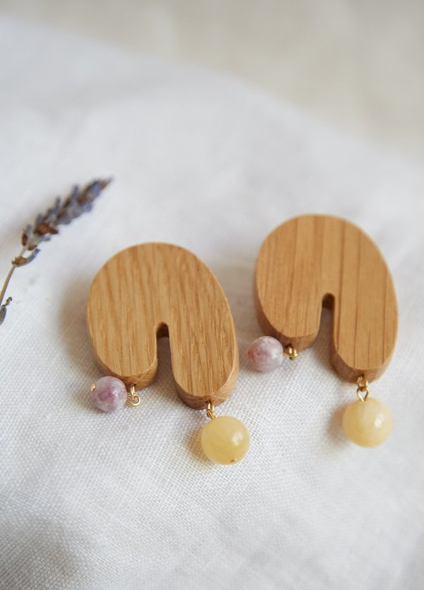 Sophie Monet Piper Earrings