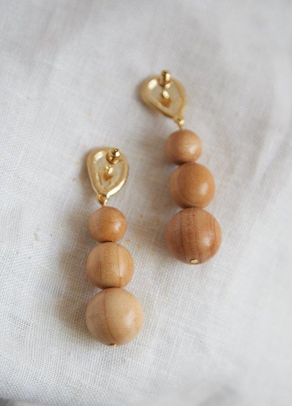 Sophie Monet Raindrop Earrings