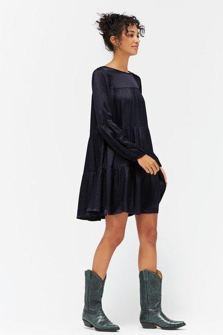 Lacausa Iris Mini Dress - Ink