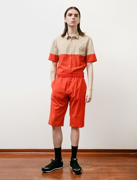 Stephan Schneider O.B.I. Pants - Red