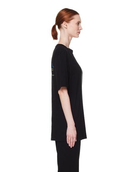 Haider Ackermann Cotton T Shirt - Black