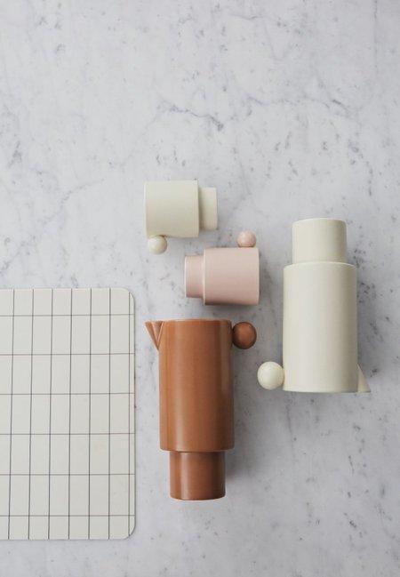 OYOY Design Inka Jug - White