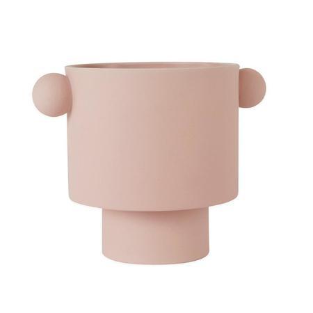 OYOY Design Large Inka Kana Pot - Rose
