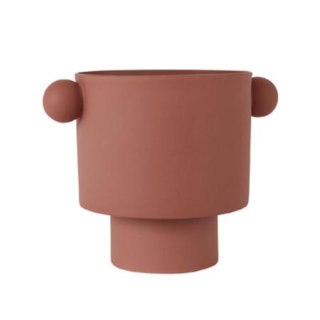 OYOY Design Large Inka Kana Pot - Sienna