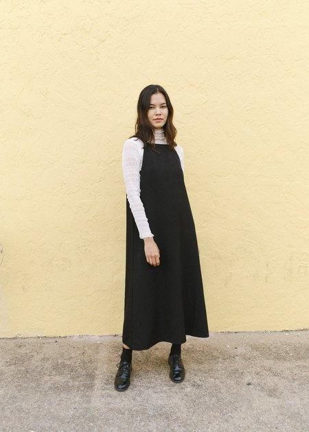 JOWA. The Very Square Neck Sleeveless Dress