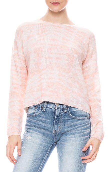 360 Cashmere Hanalei Tie-Dye Sweater