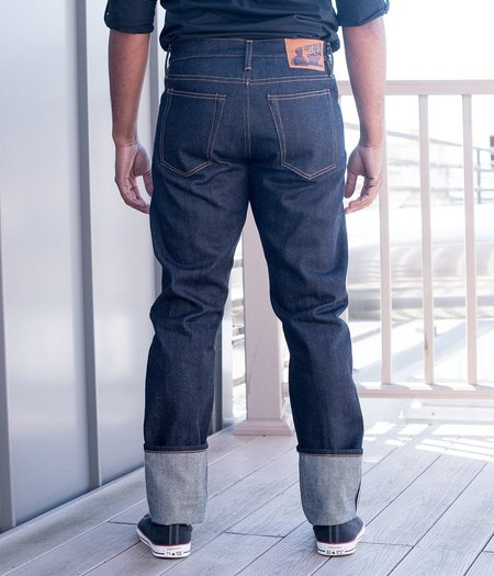 Left Field NYC Charles Atlas Jeans - Cone Mills Selvedge