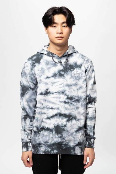 KAPPA Authentic Coutro hoodie - black