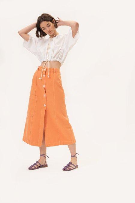 Andrea Skirt Orange