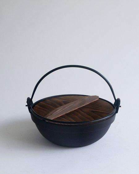 Iwachu Cast Iron Furusato Pot