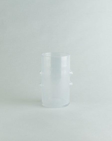 Abeni Hand Blown Opalescent Bud Glass #2
