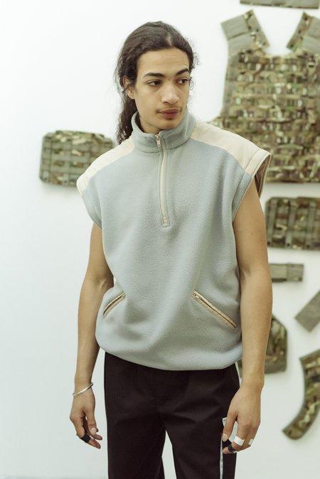 GR10K Second Chance CORDURA Panel Fleece Pullover