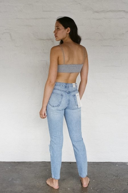Rollas Miller Skinny Jeans - Ripped Up Blues