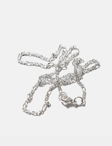 Maple Figaro Chain (Necklace) - Silver 925