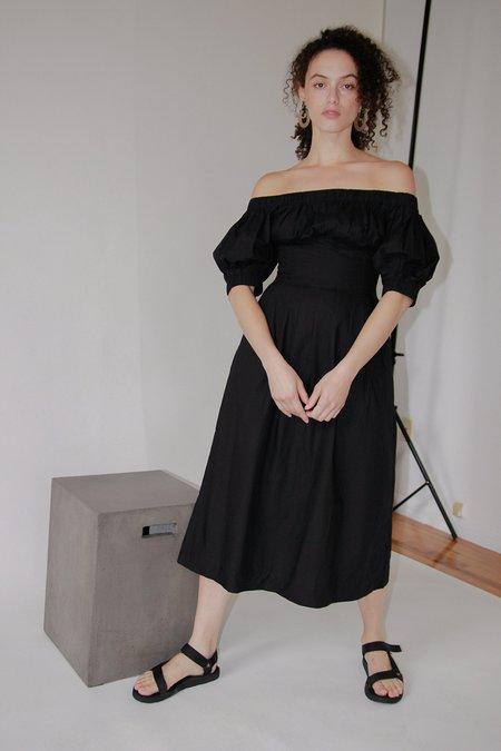 Ajaie Alaie Anda Dress - Ink