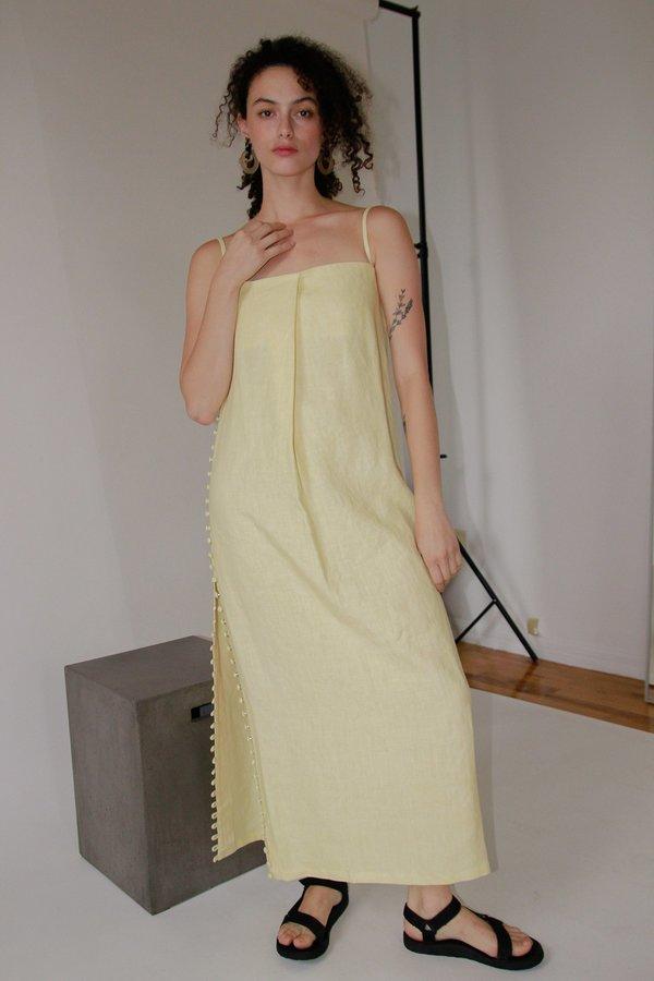 Ajaie Alaie Full Moon Dress - Mellow