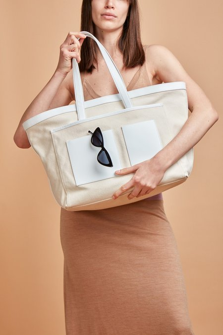 OAD Rylie Bag - Bright White