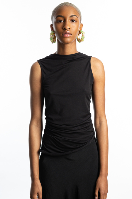 RICK OWENS LILIES Low Back Top