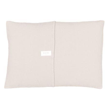 Moumout Paris Autumn Punto Pillow Milk White