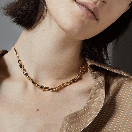 Jenny Bird Nevis Choker - 14K Gold