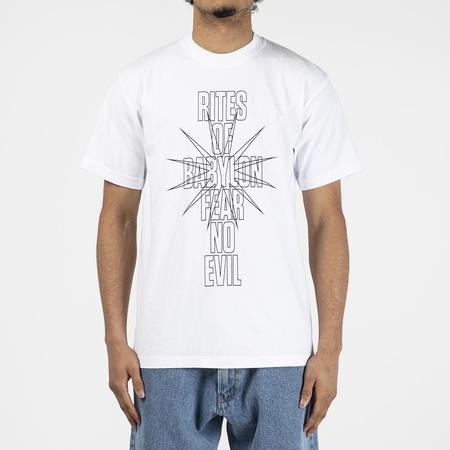 Babylon No Evil T shirt - White