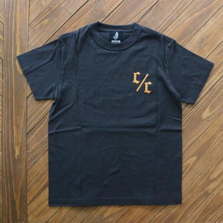 Cactus Club Checker Store T Shirt - black