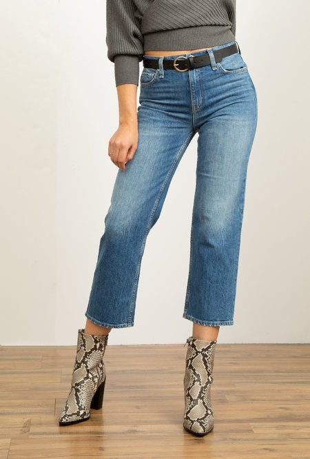 Hudson Jeans Remi High Rise Straight Crop Jean