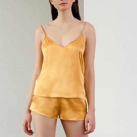 Kent KAM Organic Silk Camisole - Amber