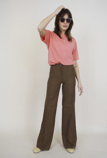 Vintage Chocolate 70s Pants