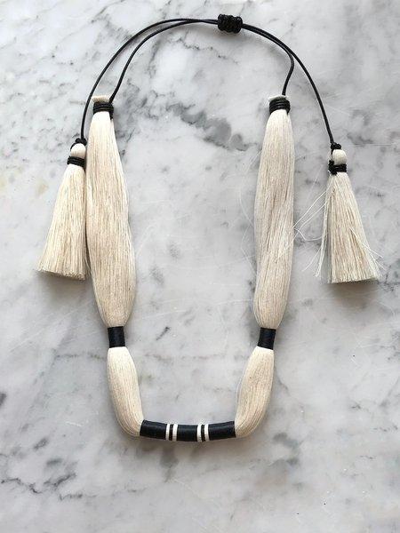 Caralarga Batz Mono Necklace