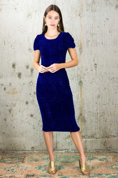 Kristinit Zia Dress - Blue