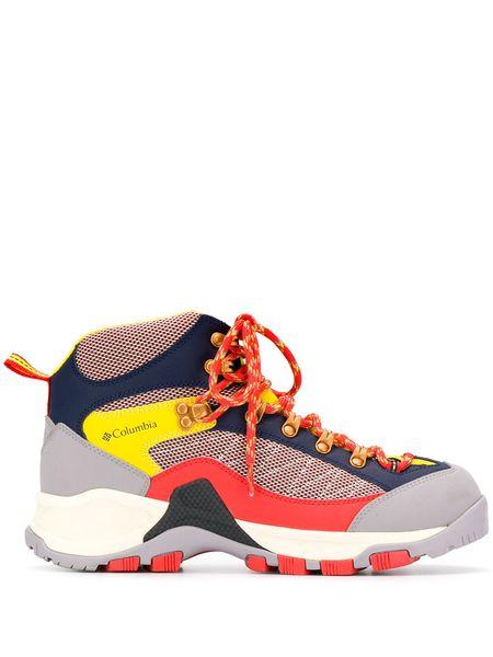 Henrik Vibskov Table Rock Boots - Navy/Yellow