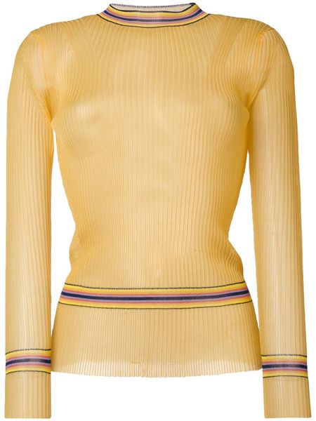 Henrik Vibskov Lollo Knit - Curry