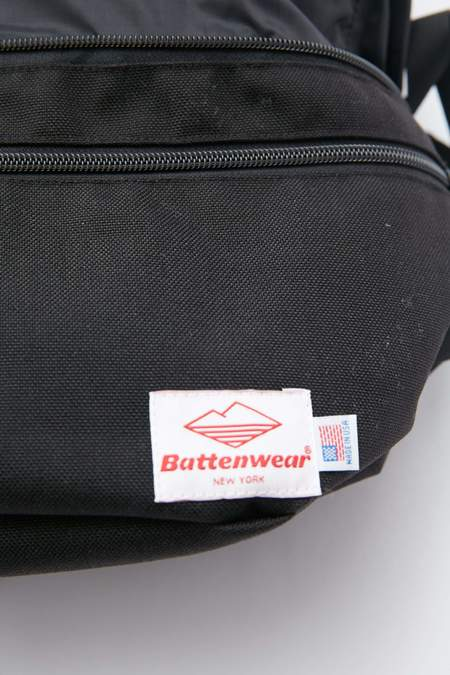 Battenwear Eitherway Bag - Black/Black