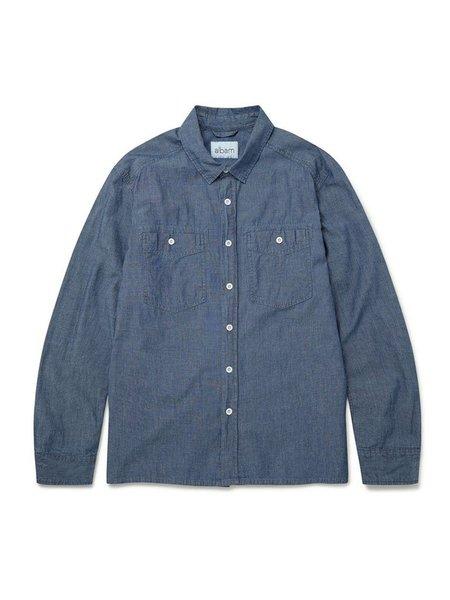 Albam Carpenters Overshirt - Indigo