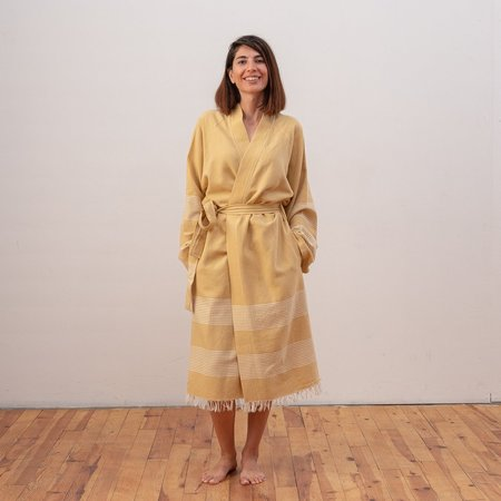 Greenwood Turkish Cotton Robe