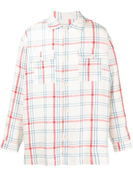 Henrik Vibskov Miami Shirt - Light Check