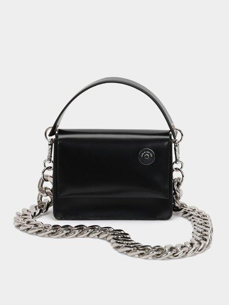 KARA Baby Pinch With Chain - Black