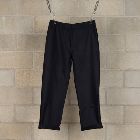 Universal Products Easy Wide Slacks - Navy