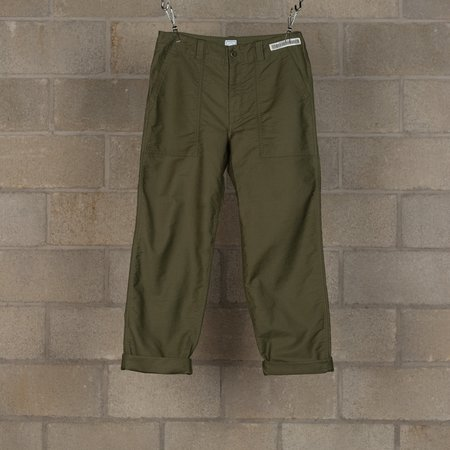 Universal Products Original Fatigue Pants - Olive