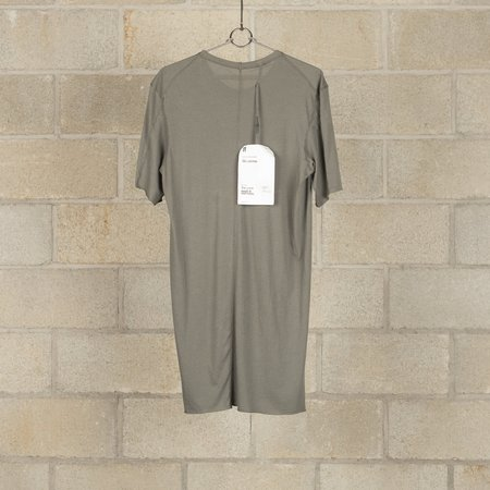 11 by Boris Bidjan Saberi T Shirt - Dark Grey Dye