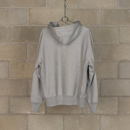 Universal Products Yaah College Sweat Hoodie - Grey