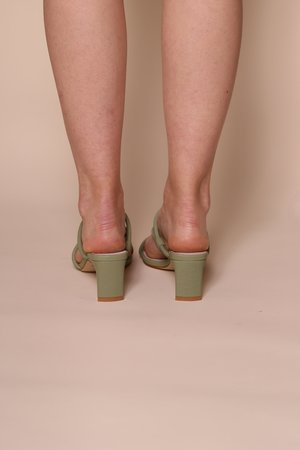 """""""INTENTIONALLY __________."""" Willow Sandal"""